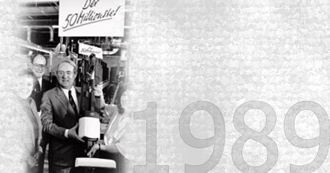 PROIZVEDEN 50 MILION-TI KOBOLD<br>1989